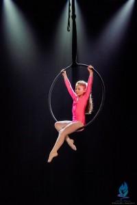 Aerial Dance Pink